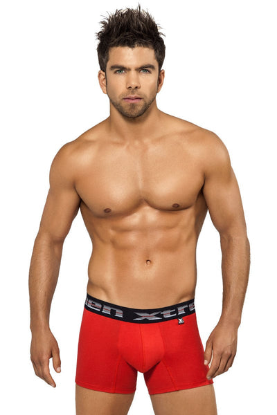 Red Classic Solid Boxer Brief