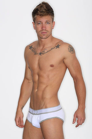 2eros White/Grey Icon Brief