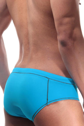 BWET Turquoise Mima Swim Brief