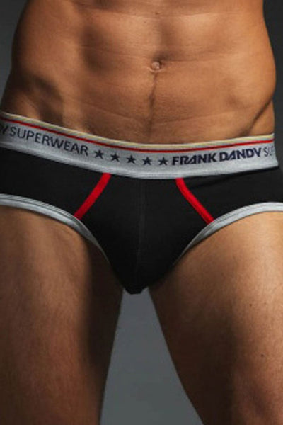 Frank Dandy Black Five Star Brief