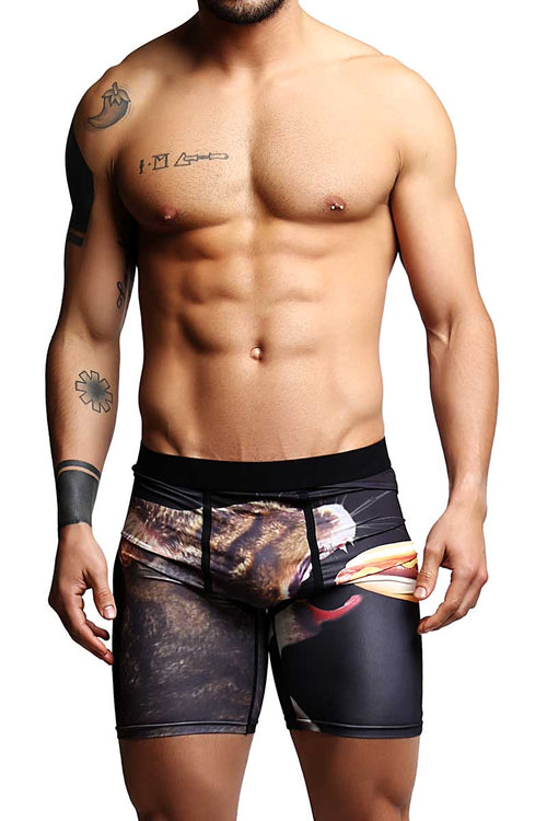 PSD Cat Dog Boxer Brief - CheapUndies.com