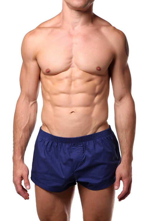 Undergear Royal-Blue Classic Boxer Short - CheapUndies.com