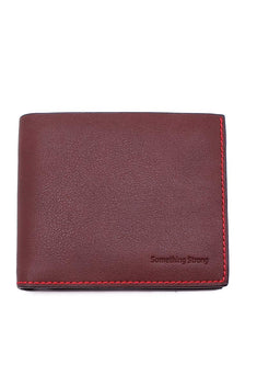 Something Strong Brown Something Worthy Wallet