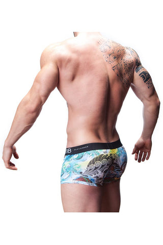 Alexander Cobb Dragon Tattoo Boxer Short