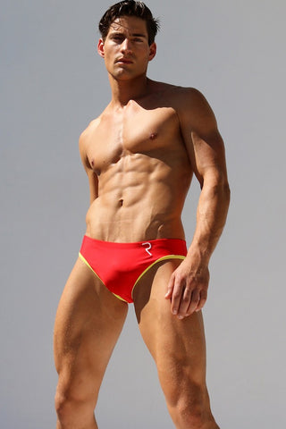 Rufskin Spark Open Back Swim Brief