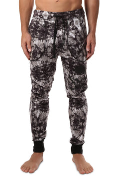 The Bottom Line Faded Skull Jogger