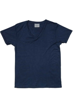 Rxmance Unisex Night Blue V-Neck Tee