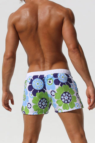 Ruskin Pop's 60's Swim Shorts