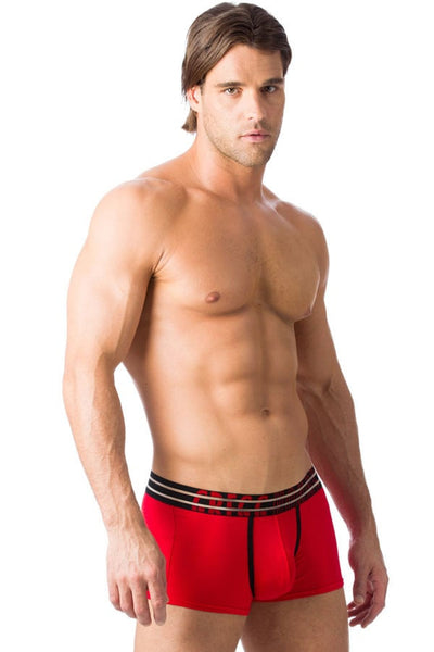 Gregg Homme Red Charged Trunks