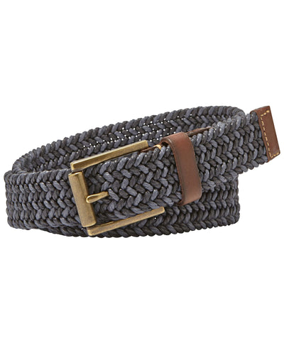 Fossil Kyle Fabric Belt - CheapUndies.com