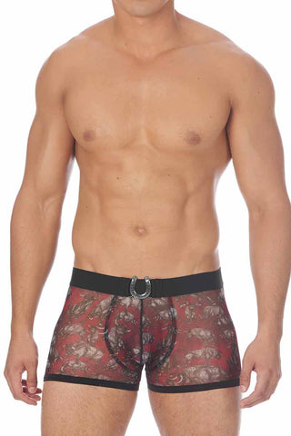 Gregg Homme Charger Boxer Brief