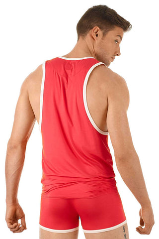 Gregg Homme Red Hip-Notic Tank