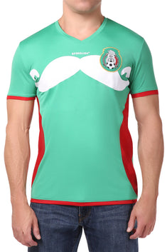Spenglish Green Soccer 33 Tee