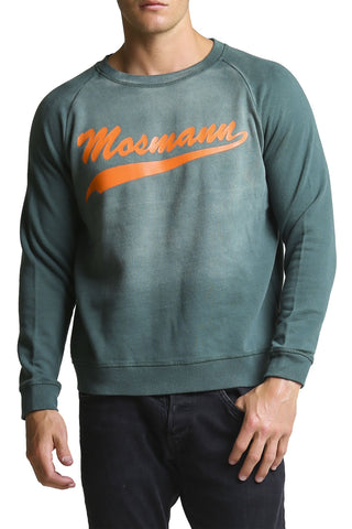Mosmann Green Vintage Brooklyn Sweater