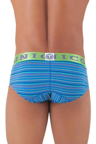 Unico Blue Claro Brief