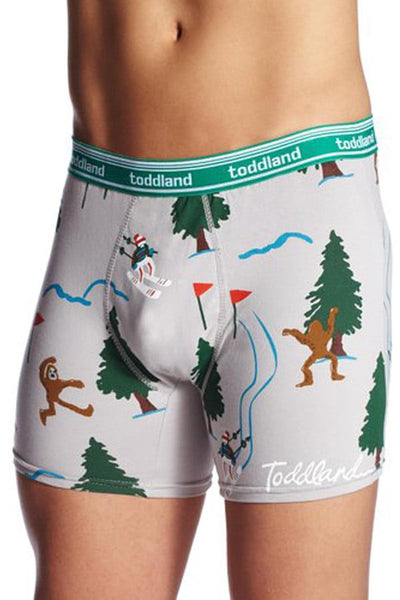 Toddland Downhill Boxer Brief