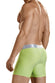 Hawai Mild Green Microfiber Boxer - CheapUndies.com