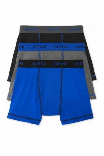 Alfani Power Blue Performance Boxer Brief 3-Pack - CheapUndies.com