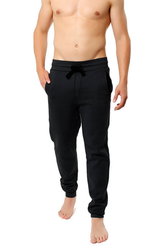 CheapUndies Black Vintage Jogger