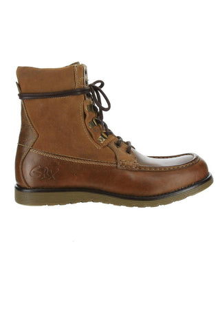 GBX Chestnut Guardian Leather Boot