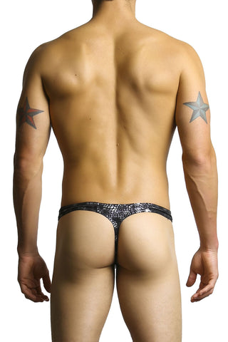 Doreanse Sliver Scale Thong