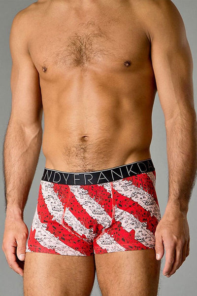 Frank Dandy Red Dystopia Trunk