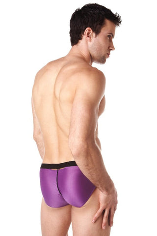 Gregg Homme Purple PerfekBum Brief