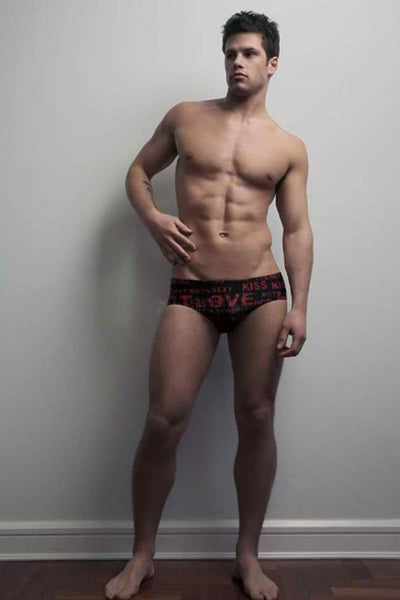JS Dirty Burning Love Swim Brief