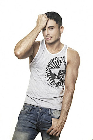 Pipe Grey Unbeaten Tank Top