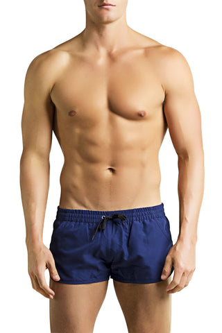 PoolBoy Navy Running Shorts