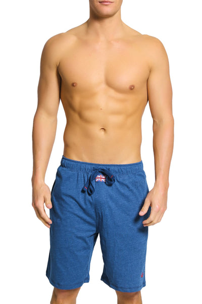 English Laundry Poseidon Blue Drawsting Short - CheapUndies.com