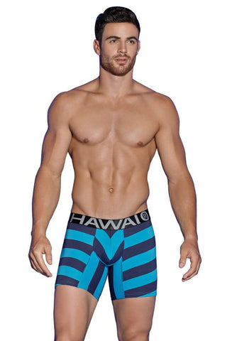 "Hawai Blue 10"" Hypnosis Boxer Brief"