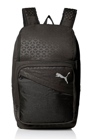 "Puma Black & Green Epoch 19"" Backpack"