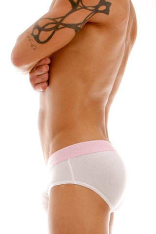 Modus Vivendi Pink Plain Brief