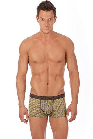Gregg Homme Yellow Rodeo Trunk