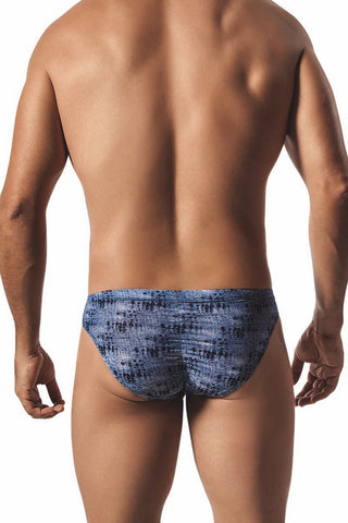 Pikante Blue Banana Pouch Brief