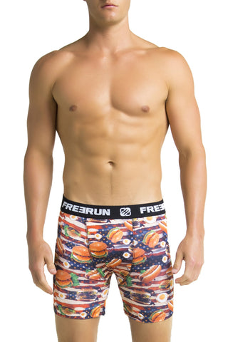 Freegun Freerun USA Boxer Brief