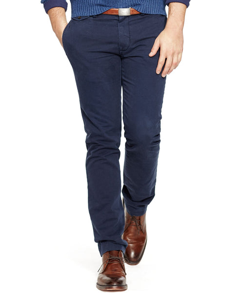Polo Ralph Lauren Slim-Fit Bedford Chino Pants - CheapUndies.com