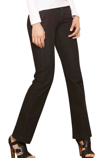 Fiory Black Wash Scarlet Jeans