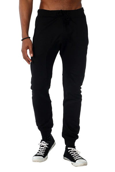 "Do Nothing Black ""The Standards"" Jogger"
