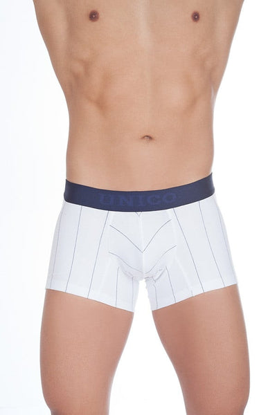 Unico White Arena Boxer Brief
