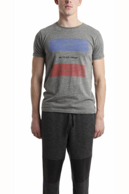 Rxmance Grey May 17th Crew Tee - CheapUndies.com