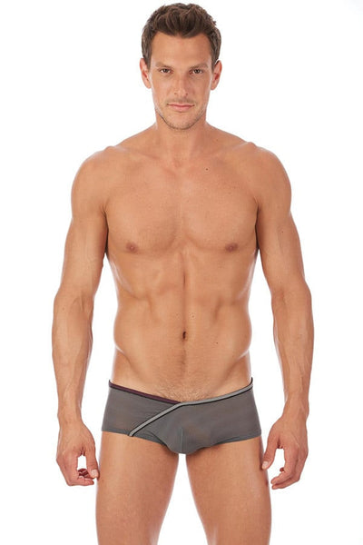 Gregg Homme Grey Foreplay Boxer Briefs