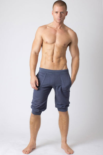 Timoteo Blue Airport Lounge Short
