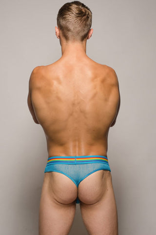 Pride Sea Breeze Barcelona Mesh Thong