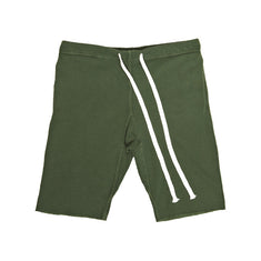 Rxmance Forest Green Sweat Short w/ Pocket