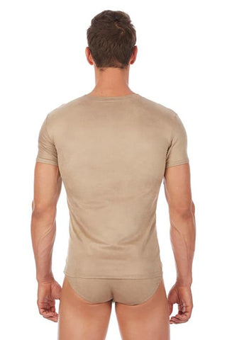 Gregg Homme Sand Cowboy Muscle Shirt