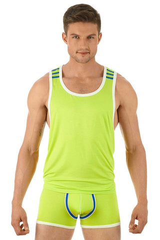 Gregg Homme Lime Hip-Notic Tank