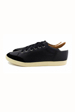 LaK Eren Black Shoe