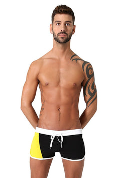 CheapUndies Yellow Primary Comfort Short